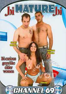 Bi Mature Bi Box Cover
