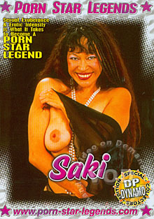 Porn Star Legends - Saki Box Cover