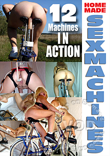 Homemade Sex-Machines Box Cover