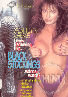 Black Stockings Box Cover