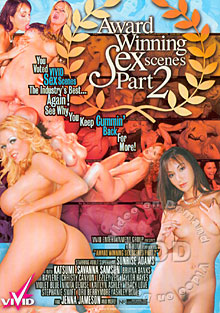 Award Winning Sex Scenes Part 2 Box Cover