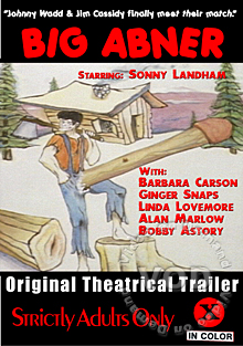 Original Theatrical Trailer - Big Abner Box Cover