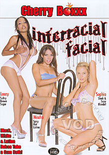 Interracial Facial Box Cover