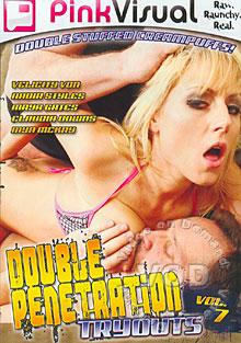 Double Penetration Tryouts Volume 7 Box Cover