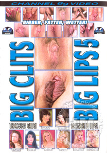 Big Clits Big Lips 5 Box Cover