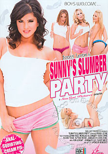 Sunny's Slumber Party Box Cover
