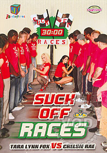 Suck Off Races - Tara Lynn Fox Vs. Chelsie Rae Box Cover