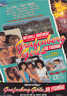 Grafenberg Girls Go Fishing Box Cover