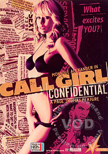 Call Girl Confidential Box Cover