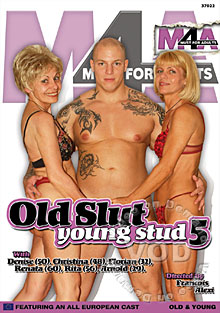 Old Slut, Young Stud 5 Box Cover