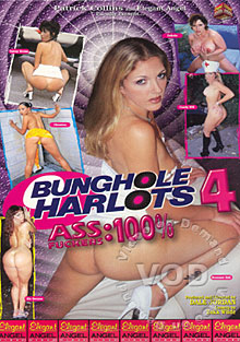 Bunghole Harlots 4 Box Cover