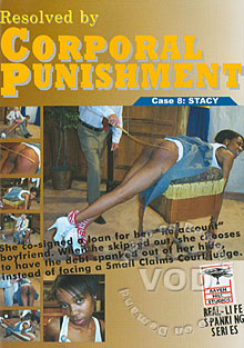Resolved By Corporal Punishment 8 - Stacy Box Cover