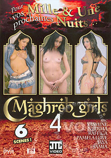 Maghreb Girls 4 Box Cover