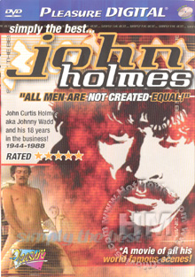 Simply The Best ... John Holmes Box Cover