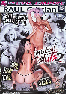 My Evil Sluts 2 Box Cover