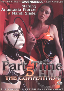Part Time 5-The Competition Box Cover