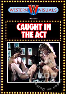 Caught In The Act Box Cover
