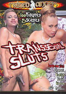 Transsexual Sluts Box Cover