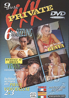 XXX Venus Box Cover