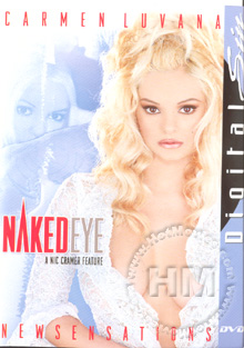 Naked Eye Box Cover