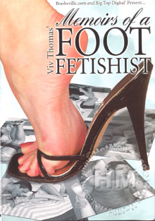 Memoirs Of A Foot Fetishist Box Cover