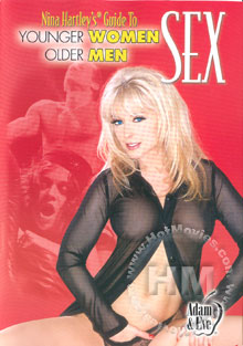 Nina Hartley's Guide To Younger Women Older Men Box Cover