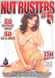 Nut Busters #5 Box Cover
