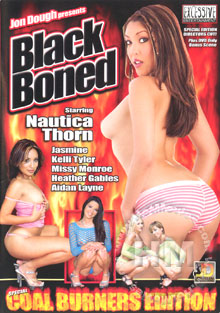 Black Boned Box Cover