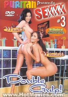 Sexxx #3: Double Gulp Box Cover