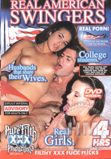 Real American Swingers Box Cover