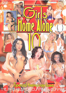 Girls Home Alone 10 - Special Anniversary Issue