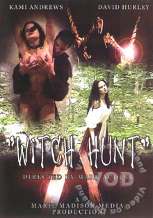 Witch Hunt Box Cover