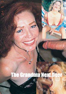 The Grandma Next Door Box Cover