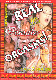 Real Female Orgasms Box Cover