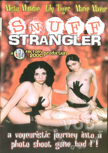The Strangler Box Cover