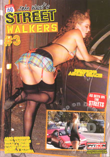 Street Walkers #3 Box Cover