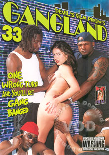 Gangland 33 Box Cover