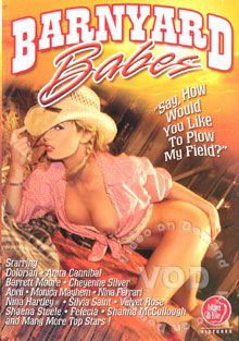 Barnyard Babes Box Cover