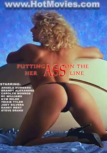 Putting Her Ass on the Line Box Cover