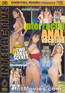 Interracial Anal Vacation 2 Box Cover