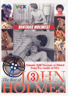 The Best Of John Holmes 3 Box Cover