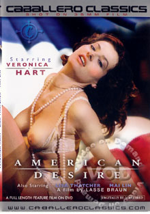 American Desire Box Cover