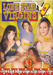 Lone Star Virgins 3 Box Cover