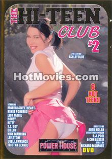 The Hi-Teen Club #2 Box Cover