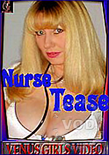 Nurse Tease Box Cover