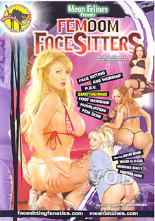 FemDom FaceSitters Box Cover