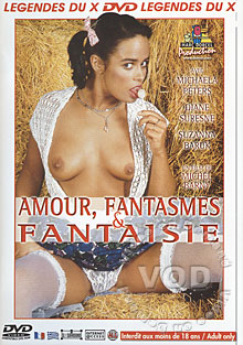 Amour, Fantasmes & Fantaisie (Love & Fantasies) Box Cover