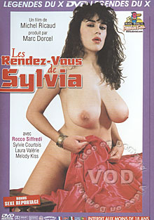 Les Rendez-Vous De Sylvia (Rendevous With Sylvia) Box Cover