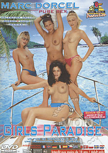 Girls Paradise (Girls Of Paradise) Box Cover
