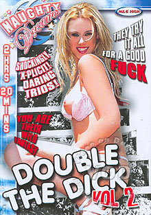 Double The Dick Vol 2 Box Cover